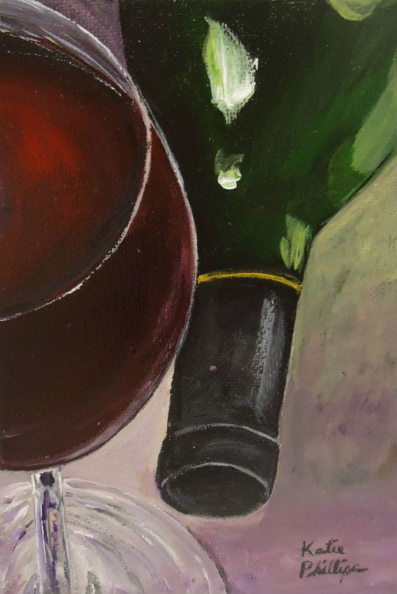 1000 ideas about wine painting on pinterest wine and for Acrylic paint on wine glasses