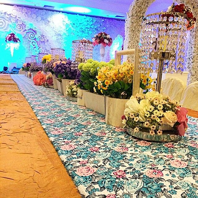 Table setting by EXOTICA-BATAM