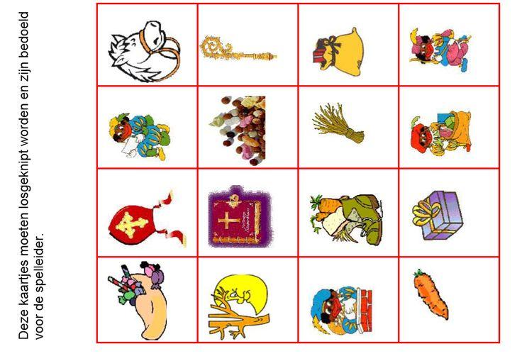 Bingo - kaartjes1