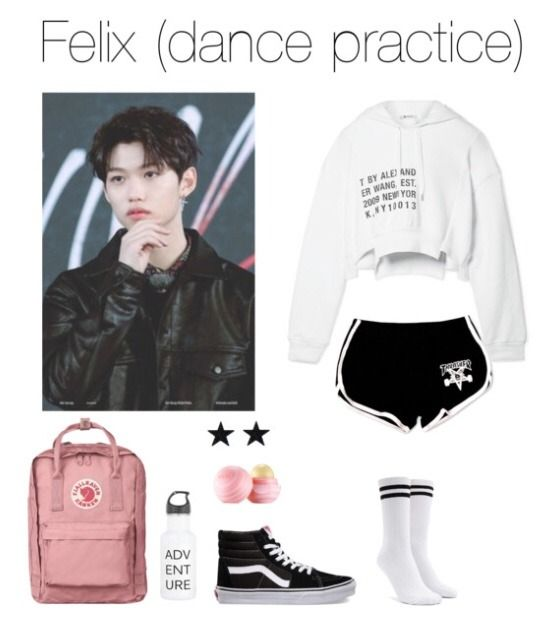 Stray Kids Felix Outfit (Credit to Original