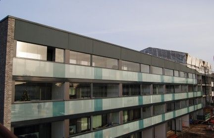 Indrammet foldeglas - Alument.dk