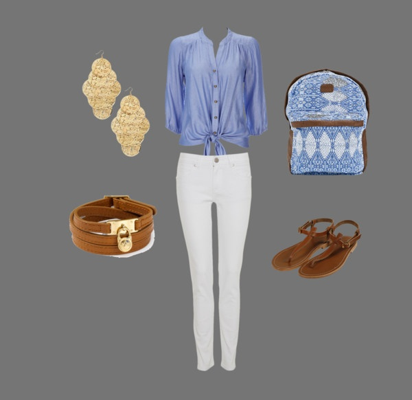 """country club attire"" by relicke on Polyvore"
