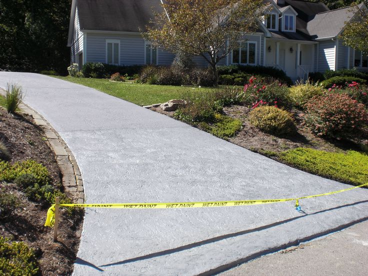 17 Best Images About Driveways With Colorseal On Pinterest