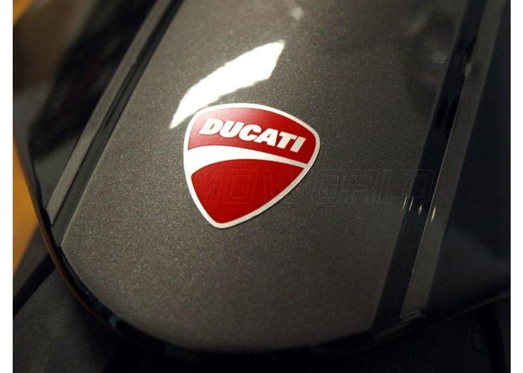 Aufkleber Ducati Logo 438.1.474.1A