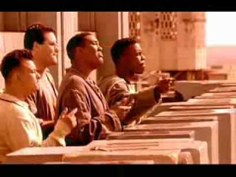 All-4-one - I Swear Video or I can love you like that for when they present the bride and groom