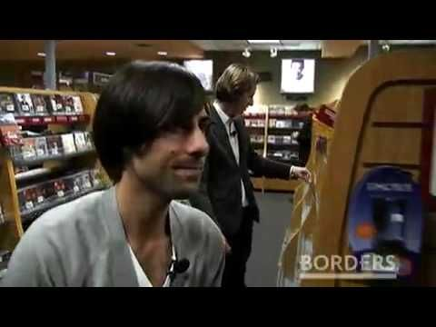 WES ANDERSON and JASON SCHWARTZMAN shop for CDs & DVDs whilst simultaneously melting your heart.