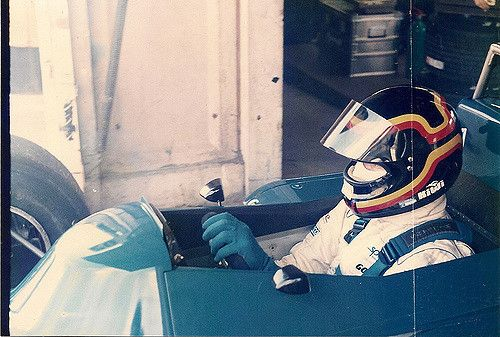 https://flic.kr/p/6mbcDt | Stefan Bellof | Stefan Bellof Tyrrell Renault 014 Brands Hatch 28th & 29th August 1985