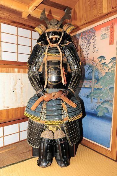 Japans Samurai harnas Samoerai pak antiek antiek  http://www.gevondenopmarktplaats.nl/2013/12/02/japans-samurai-harnas-samoerai-pak-antiek-antiek/