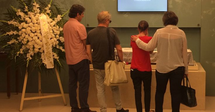 Corpo da jornalista Beatriz Thielmann é velado no Rio de Janeiro