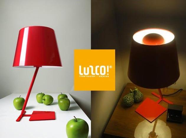 """""""Concom Tr"""": Lámpara de acero que se destaca por su simpleza. $97,900"""