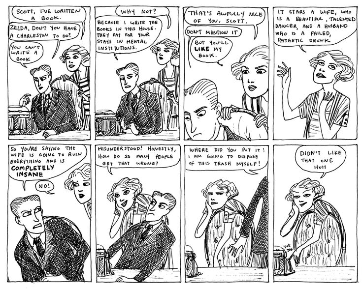 fitzgeralds life in the great gatsby Like the central character of the great gatsby, fitzgerald had an intensely romantic imagination he once called it a heightened sensitivity to the promises of life the events of fitzgerald's own life can be seen as a struggle to realize those promises.