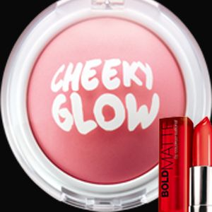 How To Wear Cheeky Glow With Bold Matte - Read more #instaglam