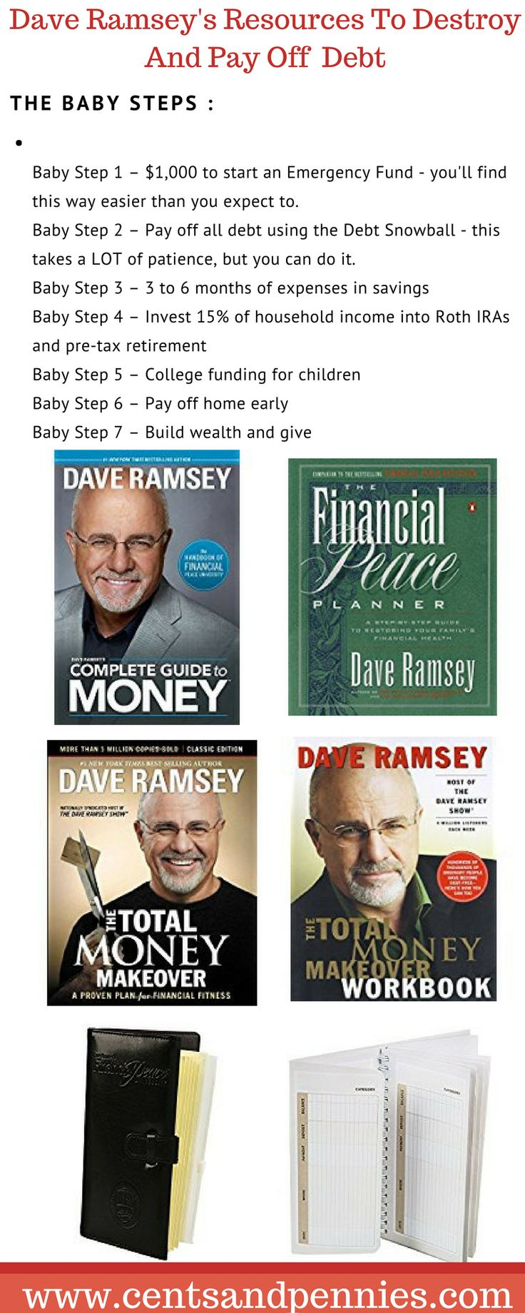 99 best books for transformation and knowledge images on pinterest dave ramseys straightforward advice is just what you need in order to take the next step to your financial freedom these books have changed our financial fandeluxe Gallery