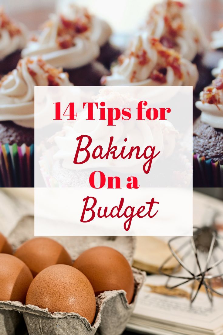 With the new series of the Great British Bake Off well underway, this post shares some 14 handy tips for Baking on a Budget.