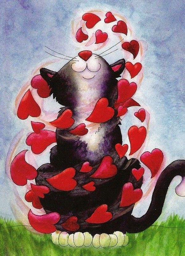 Анимация картинки, картинки прикольные с влюбленными