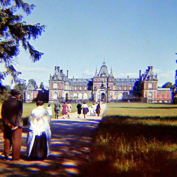 Zdjęcie numer 19 w galerii - Stary Zamek i Pałac w Świerklańcu na archiwalnych zdjęciach