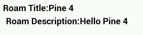 Hello Pine 4
