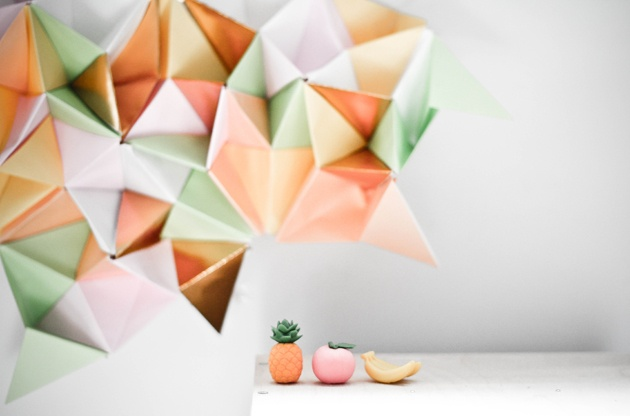 three nations blog: [Paper & Triangles]
