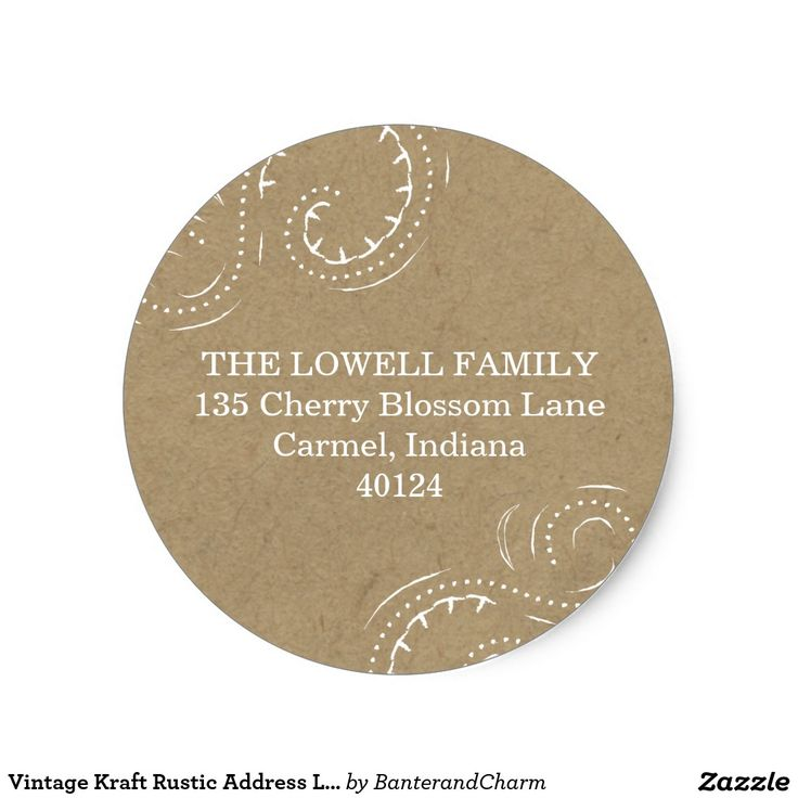 The  Best Address Label Template Ideas On   Print