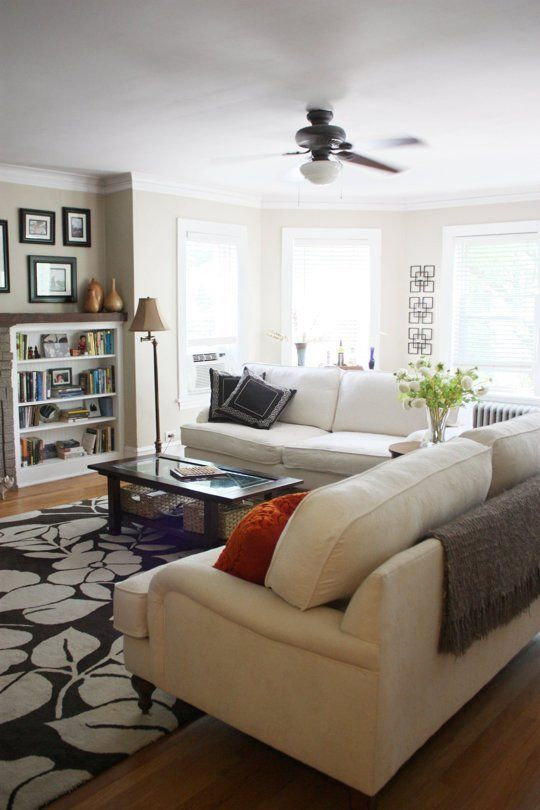 Living Room Blueprints: 3 Versatile Sofa & Chair Layouts to Try — From the Archives: Greatest Hits