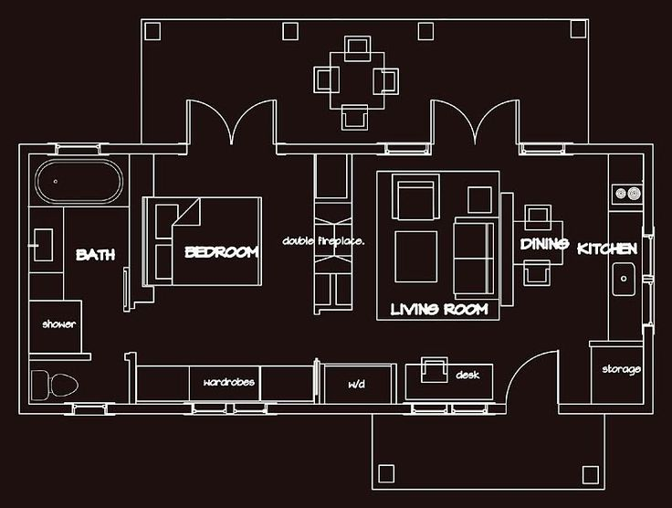Healthy homes floor plans