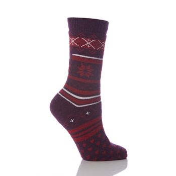 Elle Winter Activity Boot Sock Perfect for a walking enthusiast as well as just to keep your feet warm this winter. Shoe size 4-8 (37-42).