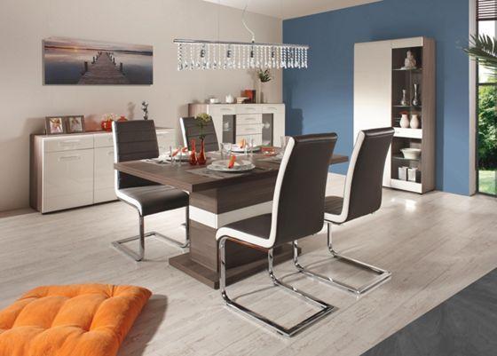 Highboard Avensis   Dieses Schicke Highboard Aus Der Serie AVENSIS Besticht  Durch Einen Korpus In Avola