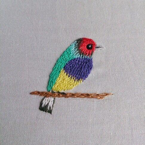 #embroidery #embroideryart #handembroidery #art #handmade #needlework #diy #craft #handicraft #stitching #embroideryfloss #needlecraft #hobby #idea #stitch