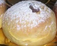 ⇒ Bimby, le nostre Ricette - Bimby, Bomboloni al Forno Ripieni di Ananas