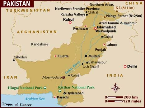 This is the map of Pakistan. you can get all information on  http://www.goupbuddy.com/pakistan/informaton-about-pakistan/