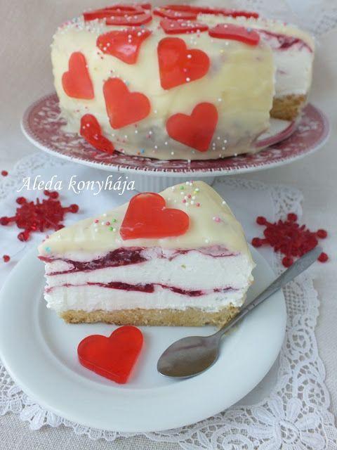 Aleda konyhája: Tort de Dragobete