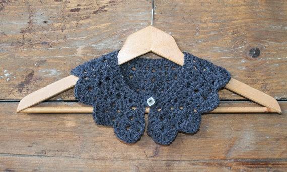 Crochet Peter Pan Collar :: daria4babies on etsy