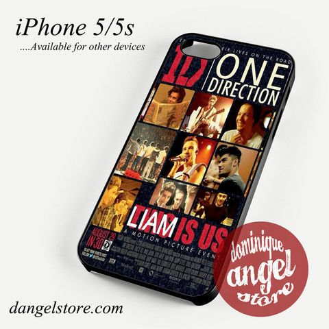 One Direction Poster Phone case for iPhone 4/4s/5/5c/5s/6/6 plus