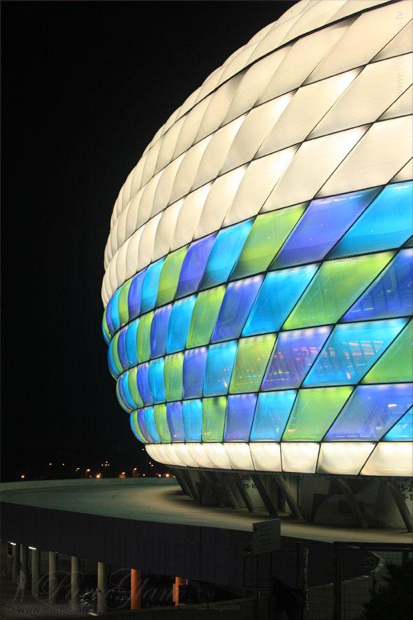Munich 2012 – Allianz Arena – the evening before the Champions League Final – Munich/ München, Germany/Deutschland - FC Bayern/FCB