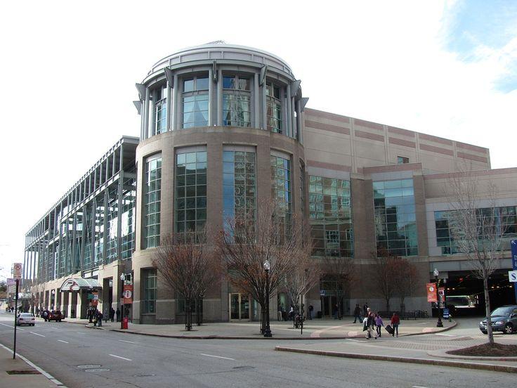Convention Center, Providence RI