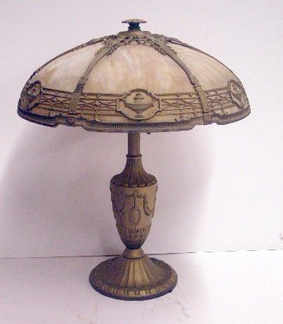 42 best images about Bradley & Hubbard lamps on Pinterest ...