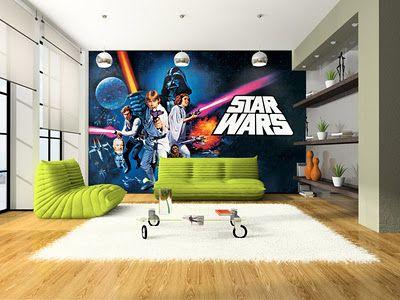 Starwars Wall Mural   Google Search. Modern Interior DecoratingDecorating  IdeasDecor ...