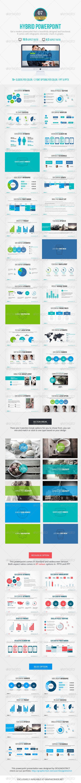 portfolio template powerpoint