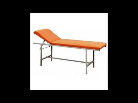 Muayene masası katlanır ayaklı yapısı ile nakliyesi ucuz tutan sağlamlığı ile sabit ayaklı muayene masaları kadar sağlam ekonomik bir modeldir. Aile Hekimlikleri ve iş güvenliği revir malzemeleri için uygundur.