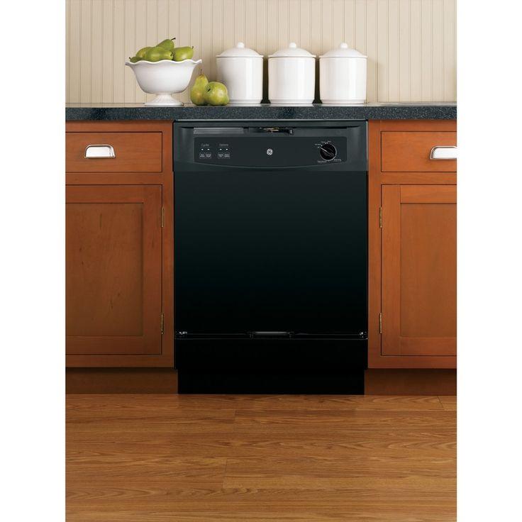 Shop Ge 24 In Black Dishwasher With Piranha Hard Food: 17 Best Ideas About Portable Dishwasher On Pinterest