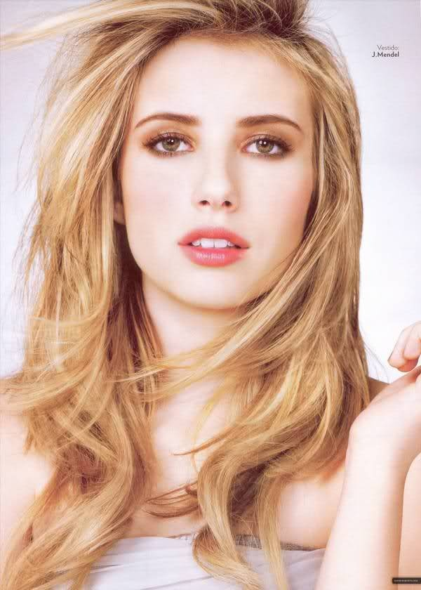 Emma Roberts.Girls Crushes, Emmaroberts, Makeup, Emma Roberts, American Horror Stories, Celebrities Women, Beautiful People, Beautiful Face, Hair