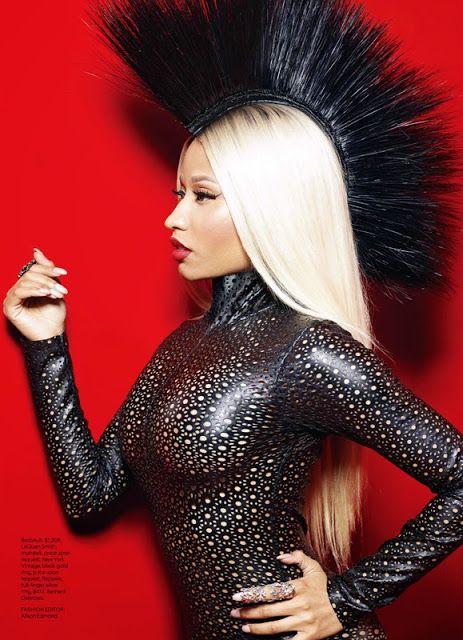 Minx Nails Niki Minaj