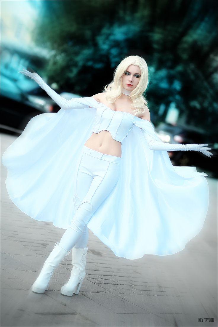 Emma Frost - AlienOrihara(AlienOrihara) Emma Frost Cosplay Photo - WorldCosplay