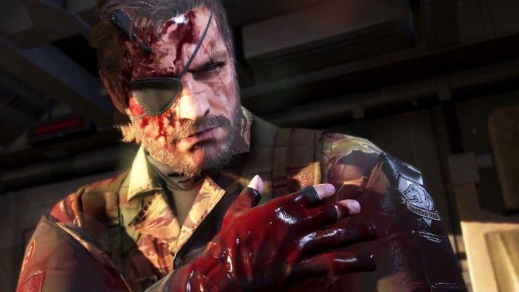 Игра Metal Gear Solid V: The Phantom Pain