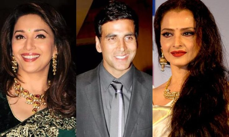 Bollywood Stars Who've Aged Well