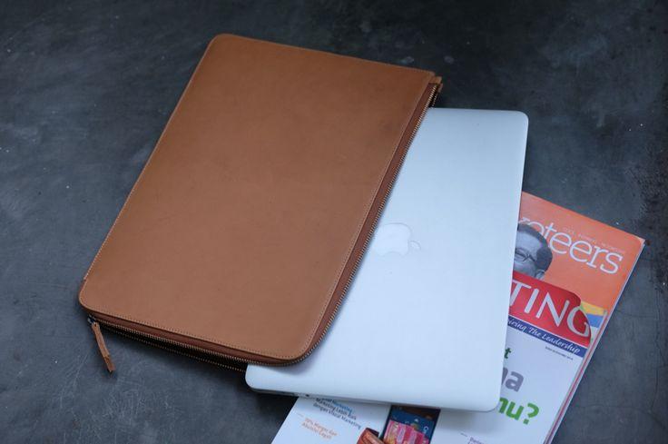 Macbook Leather Case