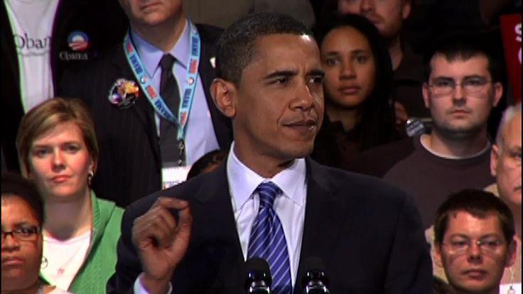 Barack Obama: Iowa Caucus Victory Speech