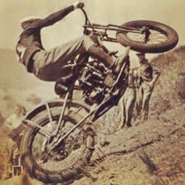 Vintage Hill Climber