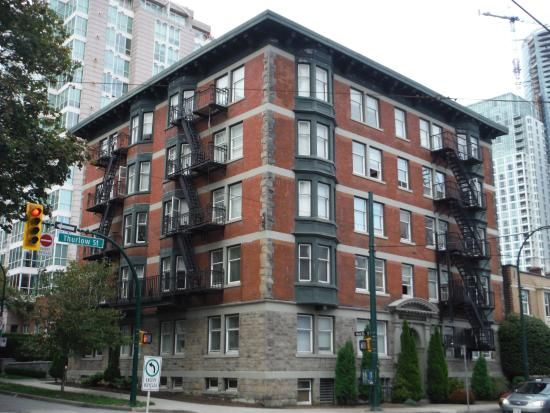 Image result for old vancouver apartments