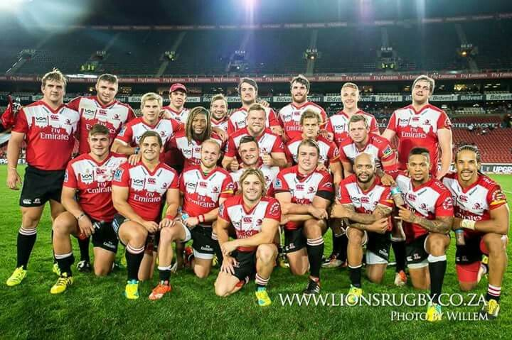 Emirates Loins - Super Rugby 2016